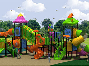Dream Ticket Outdoor Playground Equipment